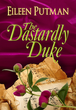 The Dastardly Duke by Eileen Putman